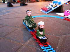 osama bin laden train set