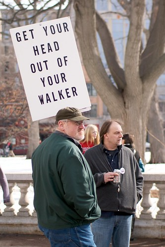 Get Your Head Out Of Your Walker