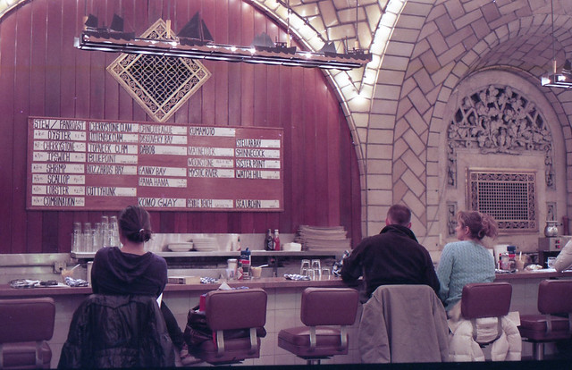 Oyster Bar Grand Central