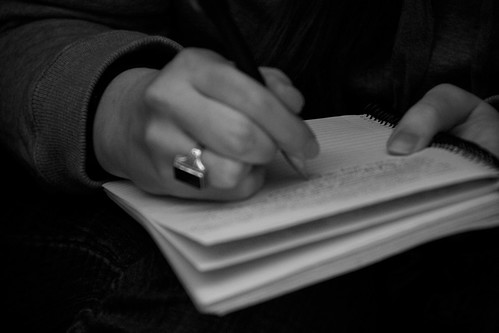 Writing Testimony
