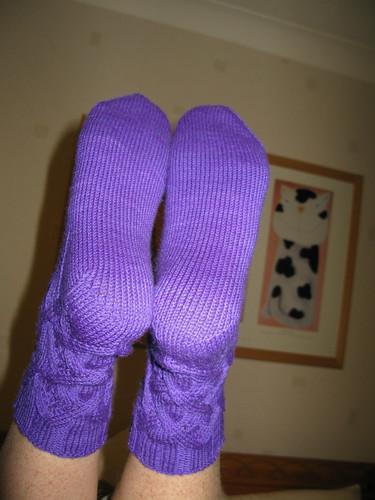 Eunice Socks