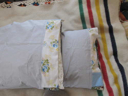 Pillow Case Edges