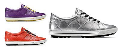 Ecco SS11 Golf Shoes