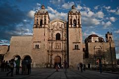 Santo Domingo (Chubakai) Tags: color church canon mexico gente iglesia personas cruz cielo convento oaxaca santodomingo magico mariodominguez oulala ltytr1 oulalacommx chubakai