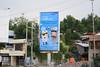 Promo Iklan Billboard Perdana dari PT Samsung Electronics Indonesia