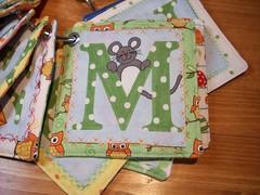 (dixiebrown04) Tags: mouse handmade fabric alphabet loveu babytoy abcbook debstrain lis5403sp11