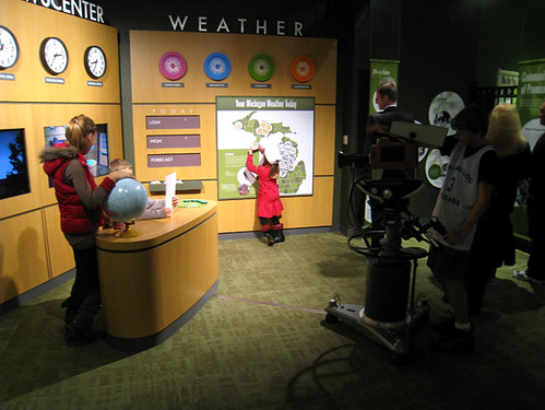 Kalamazoo Valley Museum_WKVM Weather Center
