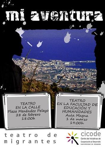 Teatro de Migrantes