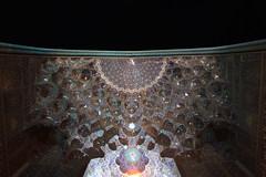 Light Dance (Alborz Shokrani) Tags: uk square bath iran persia mosque ceiling e esfahan isfahan shah imam jahan alborz naghsh naqsh shokrani alborzshokrani