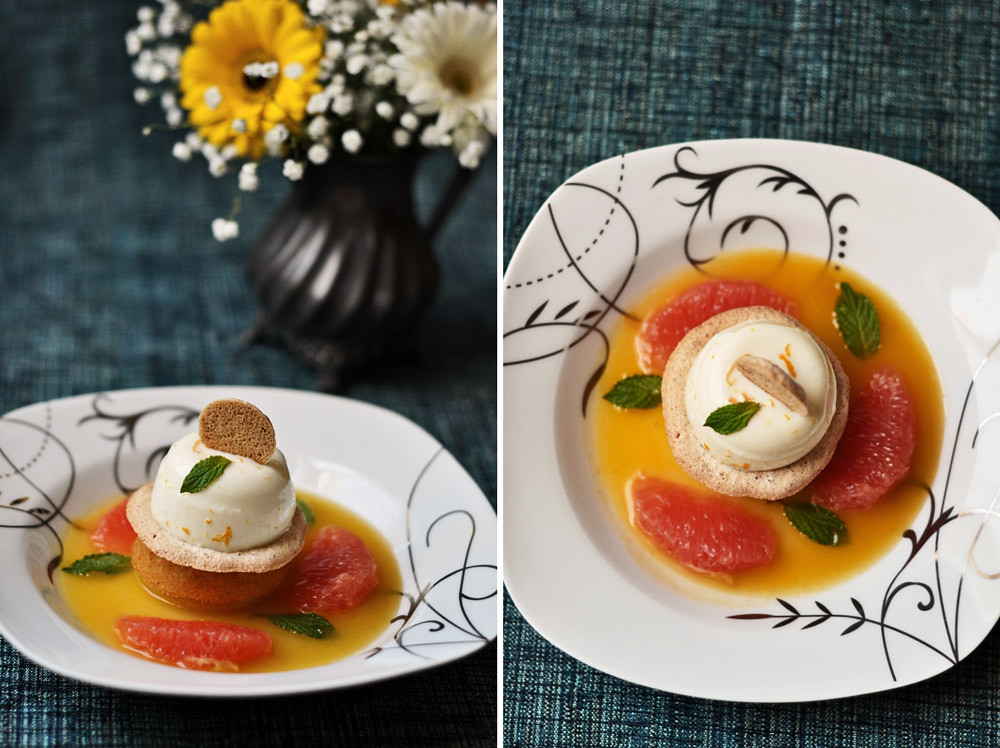 Plated-dessert-collage
