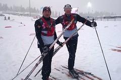 Mazání lyží při závodech: alchymie, tajemství, ale i hra