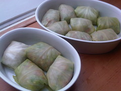 Cabbage rolls 3
