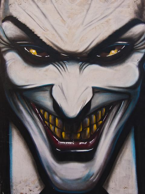 La sonrisa cruel
