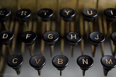 Still LIfe_026_20110123 (T. Scott Carlisle) Tags: old typewriter vintage remingtonrand tscottcarlisle tscottcarlislecom