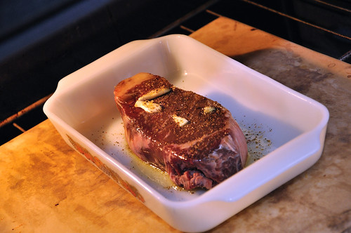 Neil's steak