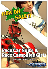 PlayStation Home: Poster racers
