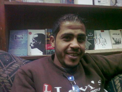 الناشط السيناوى - سعيد عتيب
