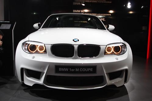 BMW Série 1 coupe