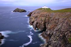 Strathy Point, Sutherland, Scotland (iancowe) Tags: lighthouse point coast scotland north scottish sutherland northernlighthouseboard nlb strathy wbnawgbsct