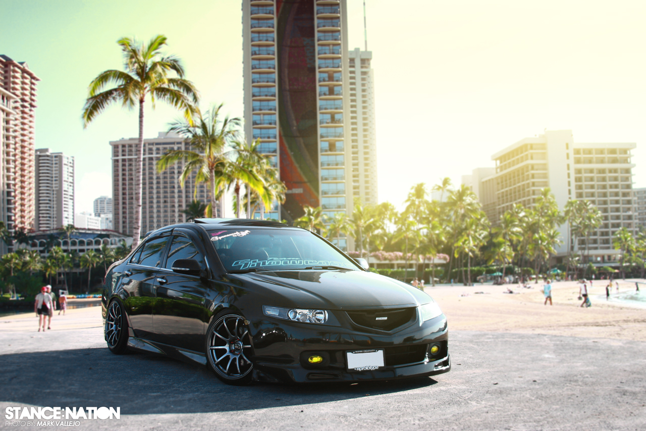 Clean & Sharp TSX | StanceNation™ // Form > Function