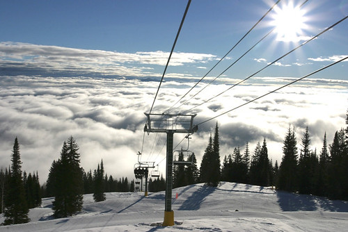 Tamarack Resort lift (Tamarack REsort)