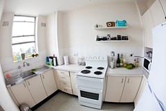 neutral bay flat (laurenfarmer) Tags: home kitchen studio bedroom view place apartment flat balcony neutralbay