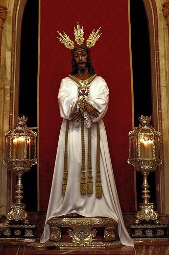Nuestro Padre Jesús Cautivo by ElSadx0