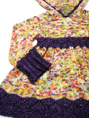 'Spring Fairy' Ridinghood Sweater 12-24 months
