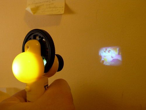 multi image projector pop
