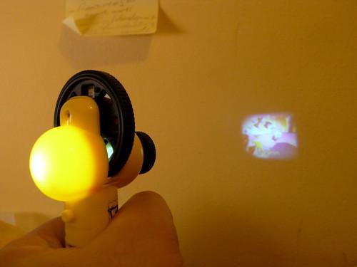 multi image projector pop