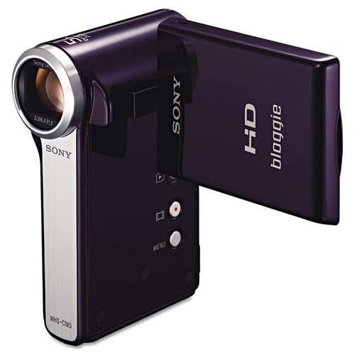 Compact High-Definition Camcorder