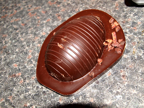 Hotel Chocolat Seriously Dark Wrap Egg Sandwich