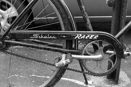 Schwinn Racer, East Village