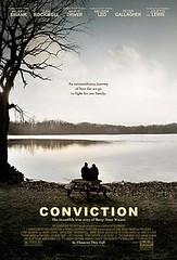 Conviction cartel película