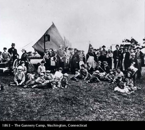 The Gunnery Camp