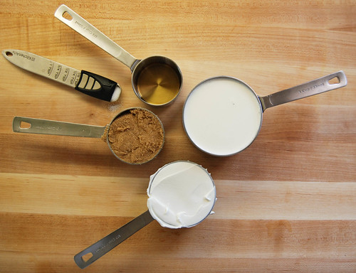Whipped Cream Ingredients