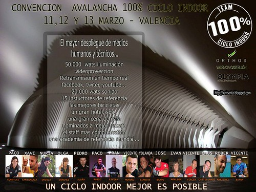 ciclo indoor 100%