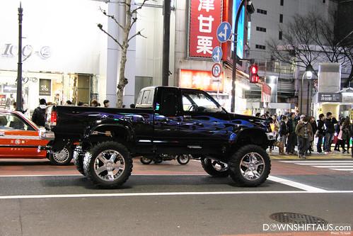 Downshift Shibuya 7