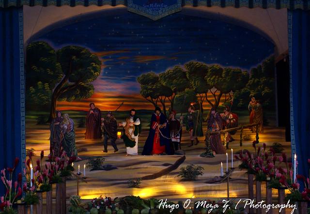 Velación de San Felipe de Jesus 05