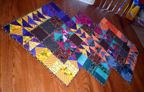Project QUILTING - Flying Geese