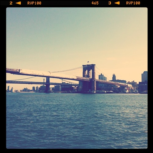 Brooklyn Bridge from Pier 17