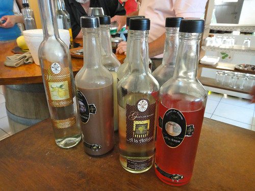 Booze for Tasting at