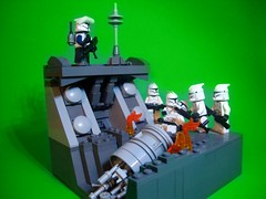 Mission 4.3 (jestin pern) Tags: fiction trooper star lego space science corps fi wars clone sci legion 457th 707th