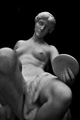 """Memory"" by Daniel Chester (sirsolace) Tags: sculpture museum memory marble metropolitan metropolitanmuseum danielchester"