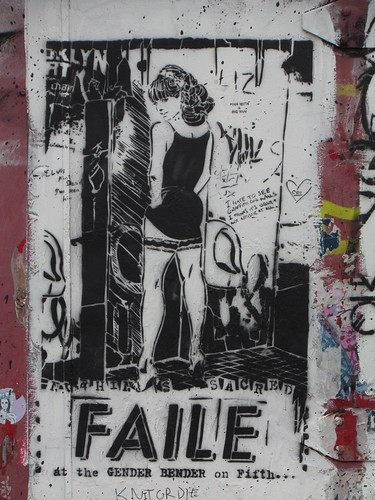 work by Faile and Bäst