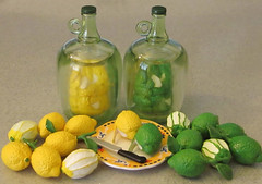 From lemons to limes