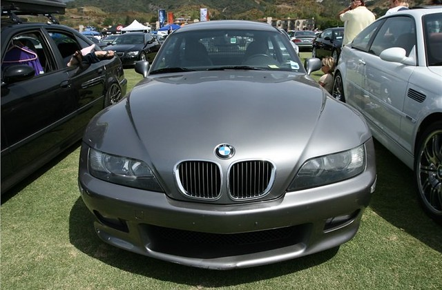 M54B30 BMW Z3 Coupe | Sterling Gray | Black | Style 37 Wheels