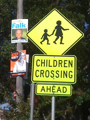 Somebody think of the children (in Balmain)