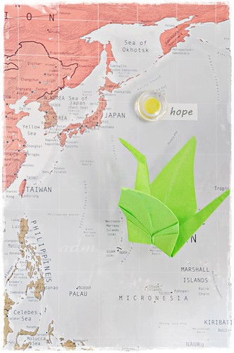 Sending Paper Cranes