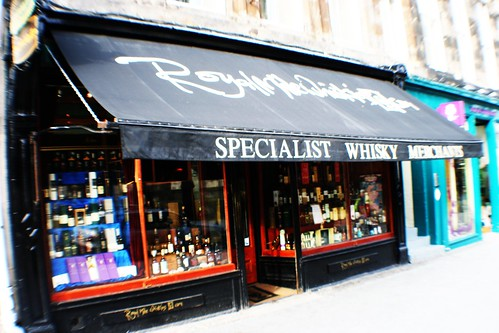Royal Mile Whiskies, Edinburgh